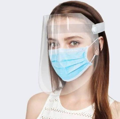 masque visere de protection