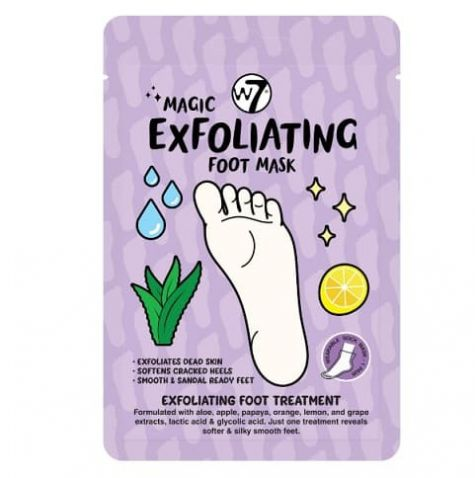 soin exfoliant pour pied