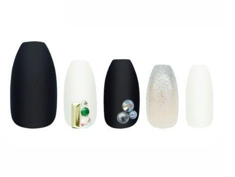 faux ongles nail art