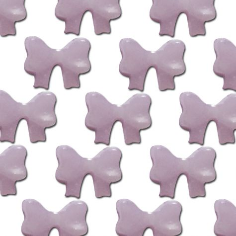 Sachet de 50 noeuds sequins nail art-mauve