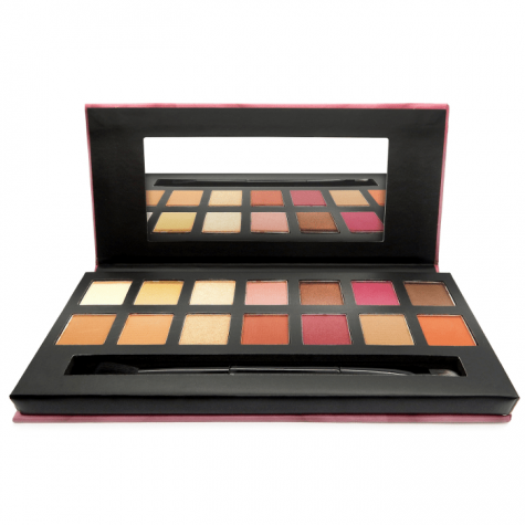 W7 Delicious Natural & Berry Eye Colour