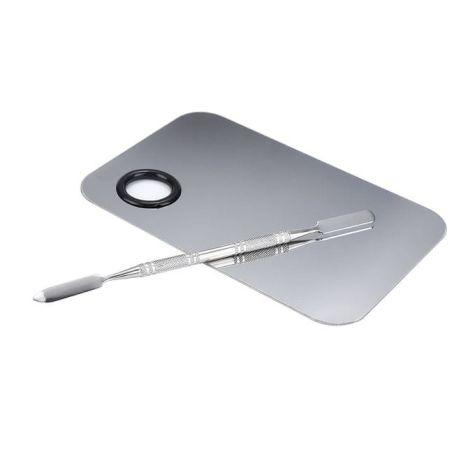 palette et spatule