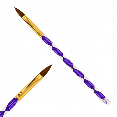 Pinceau pour résine BASIC TWIRL - N°8
