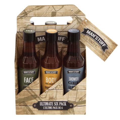 Ultimate pack bierres de 6 soins des hommes