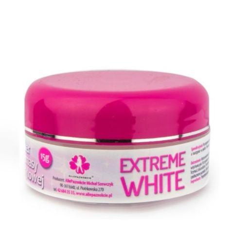 poudre résine blanc extreme