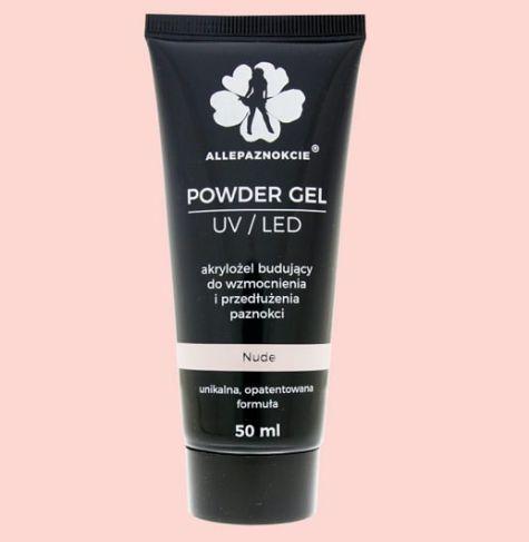 Powder Gel nude épais  50ML