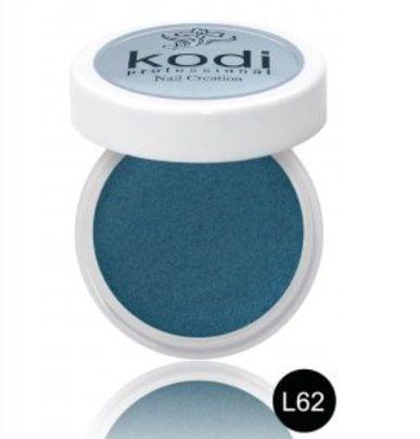 resine bleu ongle