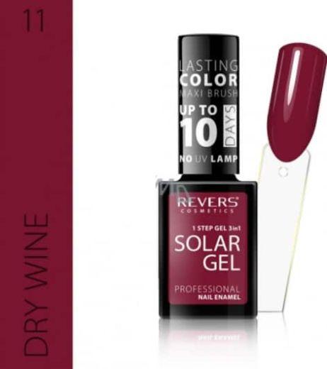 Vernis solar bordeaux