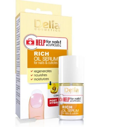 HELP - Sérum intensif d'huile pour les cuticules et les ongles