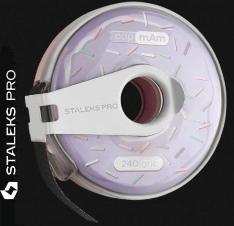 Roll dévidoir avec abrasifs en rouleau 240 Staleks  Pro