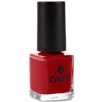 vernis opéra rouge avril