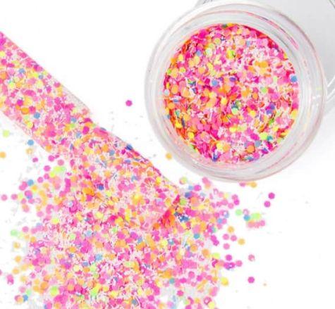 confetti pop art