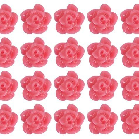 Fleurs céramiques 3D