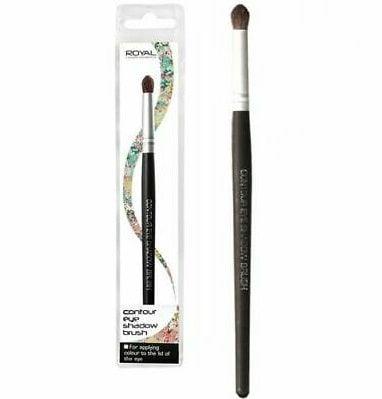 royal cosmetic smokey eye shadow brush