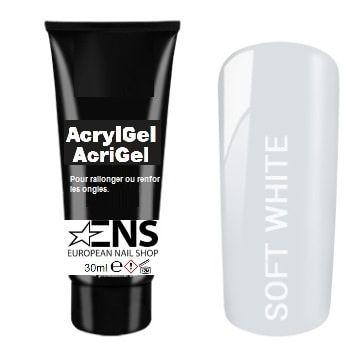 acryl gel blanc
