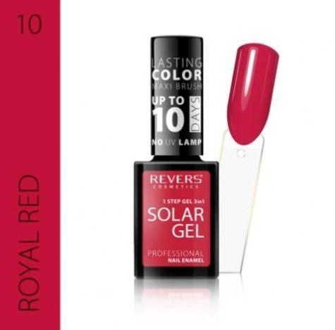 vernis solar rouge