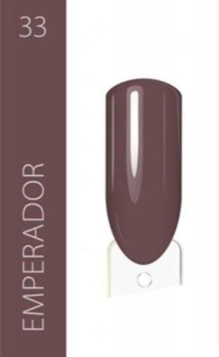 vernis chocolat