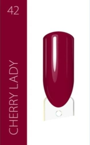 vernis à ongles rouge cherry