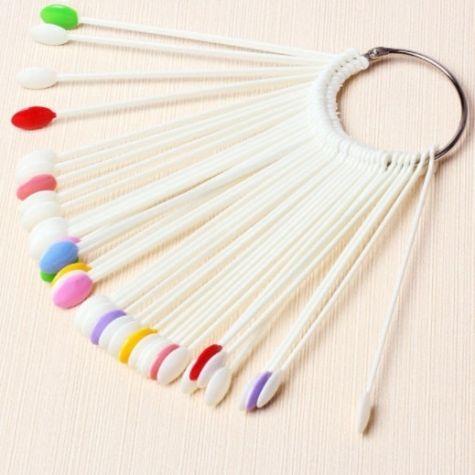 spoon nail display