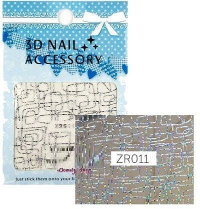 sticker zr011