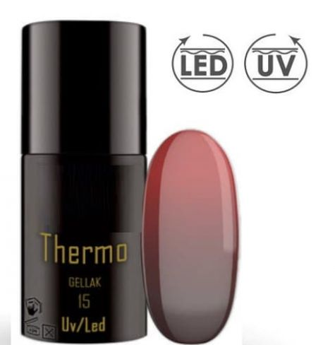 ongle thermo rouge gris