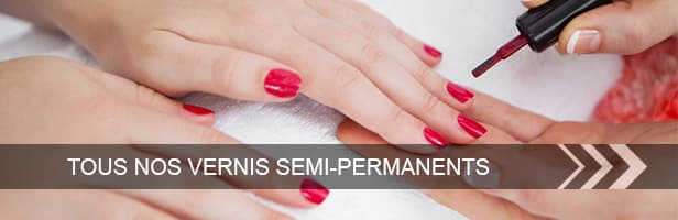 Tous nos vernis semi-permanents