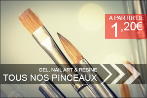 pinceau ongle