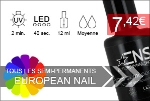 vernis semi-permanent european