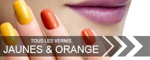 Jaunes et oranges