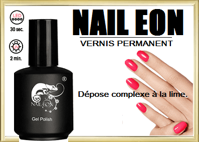 vernis permanent nded