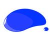 Vernis semi permanent bleu
