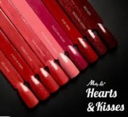mollylac hearts & kisses